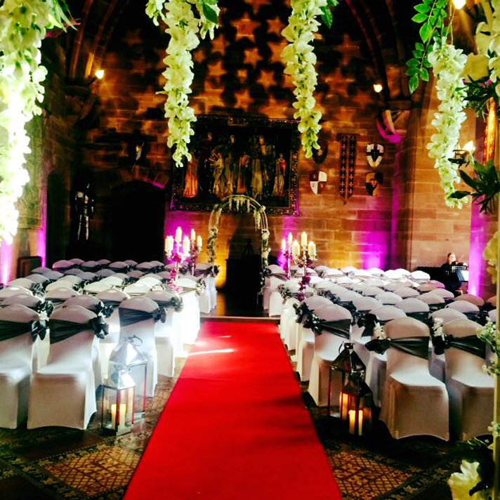 event planning service by Cheshire celebrations