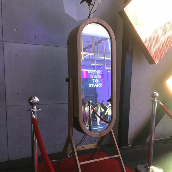 Cheshire Celebrations - Retro Photo Booth